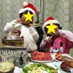 コストコ商品を使った我が家のクリスマス☆2016