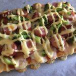 コストコ食材をいろいろ使った、簡単美味しい絶品ピザ☆