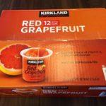 【レッドグレープフルーツ シラップ漬け ☆コストコおすすめ商品】