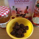 コストコ人気商品を使ったクリスマスケーキ作り☆マセズトリュフをガトーショコラに!