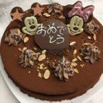 【コストコ商品を使ってお誕生日チョコレートケーキを作りました】