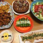 【コストコ食材を使った長女のお誕生日ディナー♪】