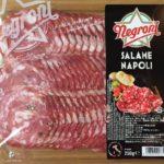 【コストコのネグロニサラミナポリはピリッと胡椒の効いた味わい深い美味しさ!】
