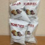 【コストコ新商品のトーレス黒トリュフポテトチップスは・・・強烈に〇〇だった!】