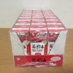 【コストコ☆ロードショー限定の美酢いちご&ジャスミンが後味爽やか甘酸っぱい味わいのストレートタイプ!】