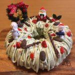 コストコ商品を使った手作りクリスマスケーキ☆2019
