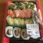 【コストコの炙り寿司☆塩で食べる4種のお寿司!】