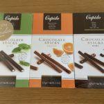 【コストコのハムレットチョコレートスティックMIXは3種類の味が楽しめる♪】