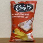 【コストコのBRETSポテトチップス塩☆ゲランドの塩使用の美味しいチップス!】