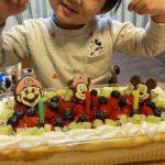 【コストコ商品を使って☆息子3歳の誕生日ディナー】