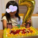 【コストコ商品を使って☆次女7歳の誕生日ディナー】