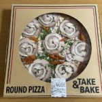 【コストコの丸型ピザポルケッタ☆ピザのレビューは貴重です・・・笑】