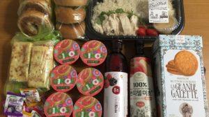 コストコに行きました(7/10新三郷)美酢桃・ホンチョ・カオマンガイなど